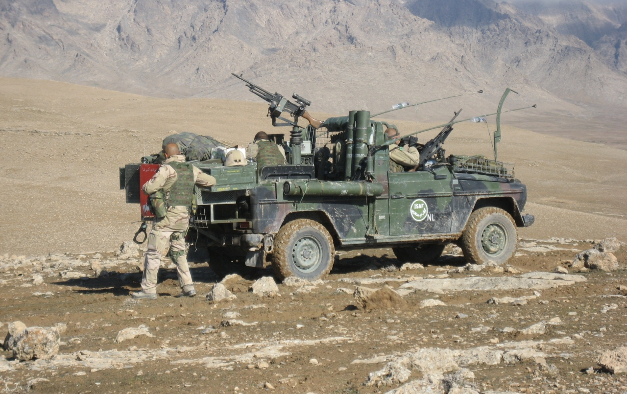 ISAF TFE-4