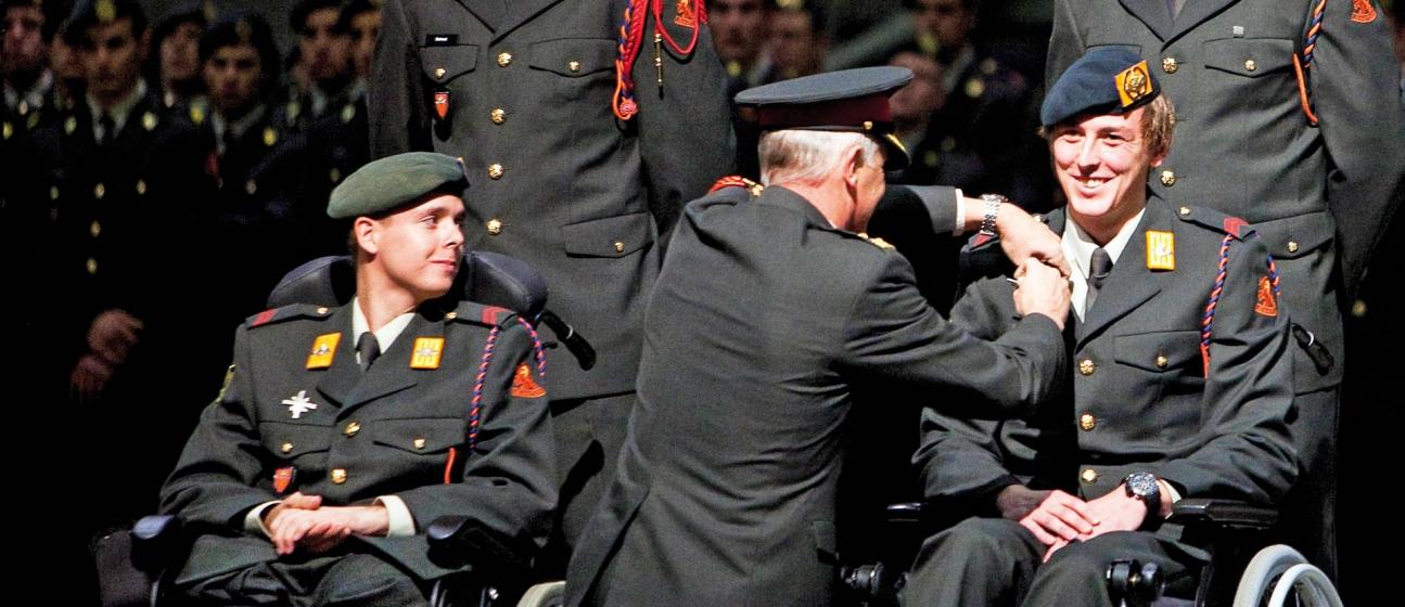 Veteranen Afganistan