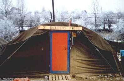 Sfor tent