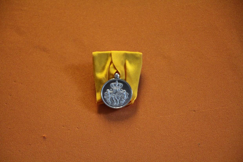 De zilveren medaille