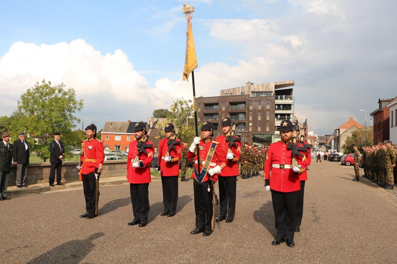 Ons regimentsvaandel