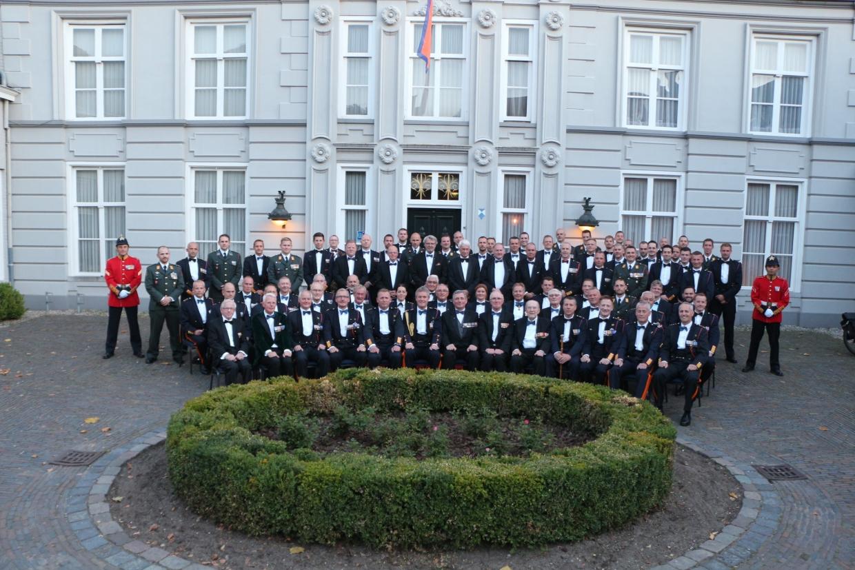 Groepsfoto voor Hof van Solms