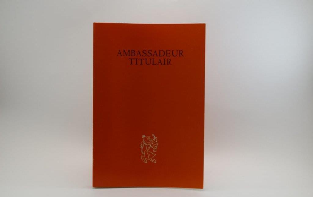 ambassadeur titulair