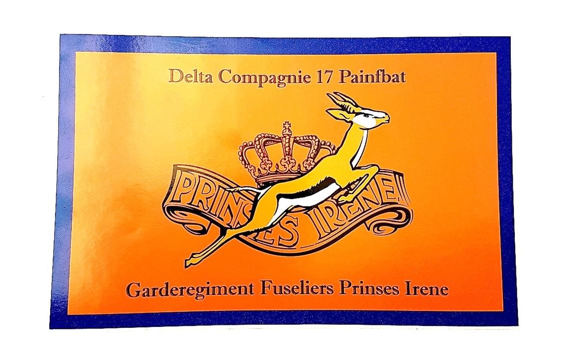 Sticker Delta Cie