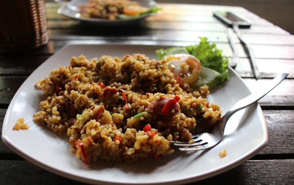 rijstmaaltijd