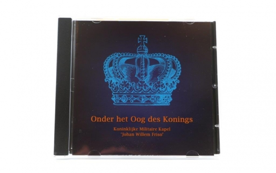 cd onder oog des Konings