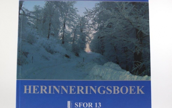 herinneringsboek sfor 13