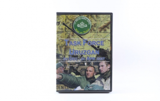 dvd taskforce uruzgan